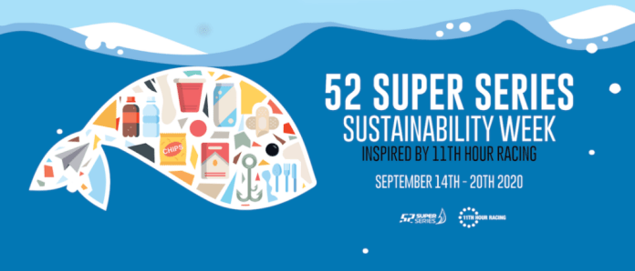 52 SUPER SERIES Sustainability Week