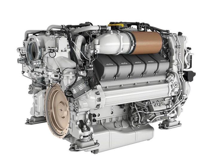 ROLLS-ROYCE UPGRADES MTU 2000 ENGINES POWER FOR MEGAYACHTS