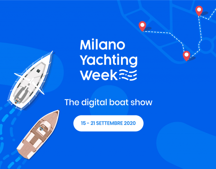 The Milano Yachting Week 2020 begins. The digital boat show.