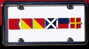 Custom Six flag
