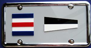Custom flag and pennant
