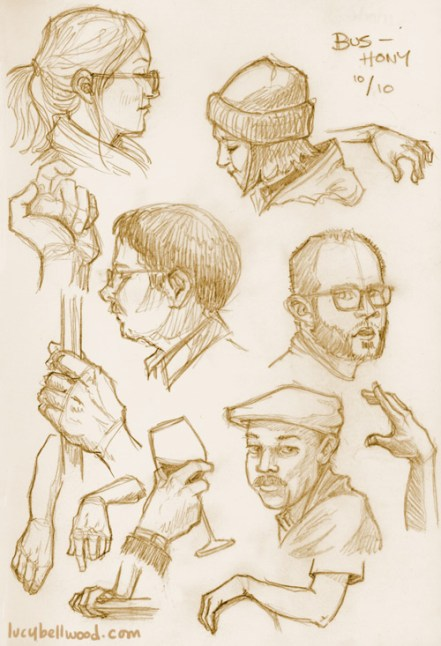 FaceSketches