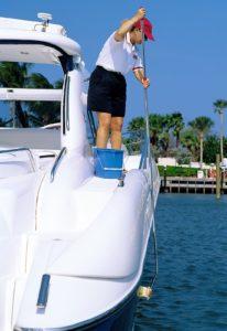entretien coque de bateau