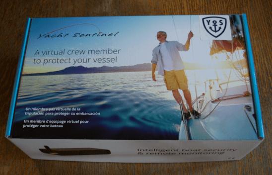 essau yacht sentinel 6 colis