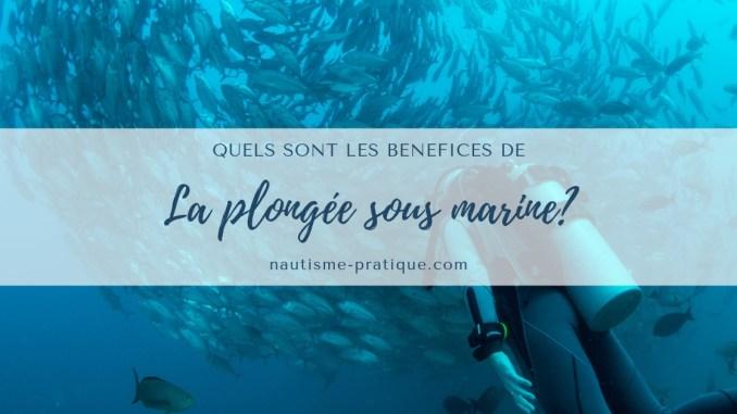 La plongée sous marine_