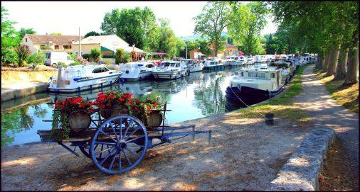 location bateau canal du midi