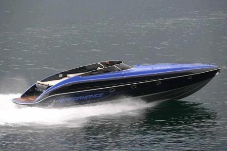 offshore bateau hautes performances