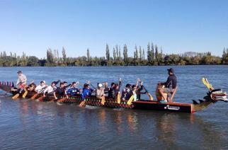 Dragon Boat, el deporte náutico chino