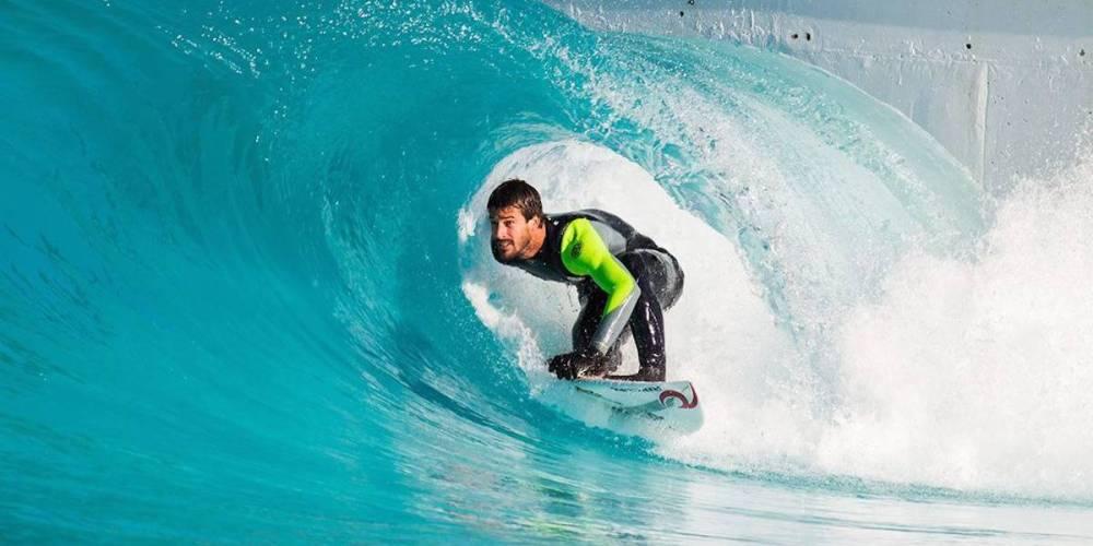 Wavegarden Cove: el futuro de las olas artificiales