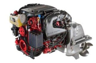 Volvo Penta lanza nuevos motores de gasolina V8 380 y V8 430