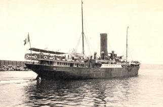 La mayor tragedia naval en la costa catalana