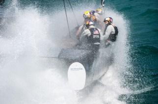 25/05/2017 - Royal Naval Dockyard (BDA) - 35th America's Cup Bermuda 2017 - Last training week for the 35th America's Cup