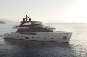 Sanlorenzo  SX88 ,  el nuevo concepto de yate a motor crucero