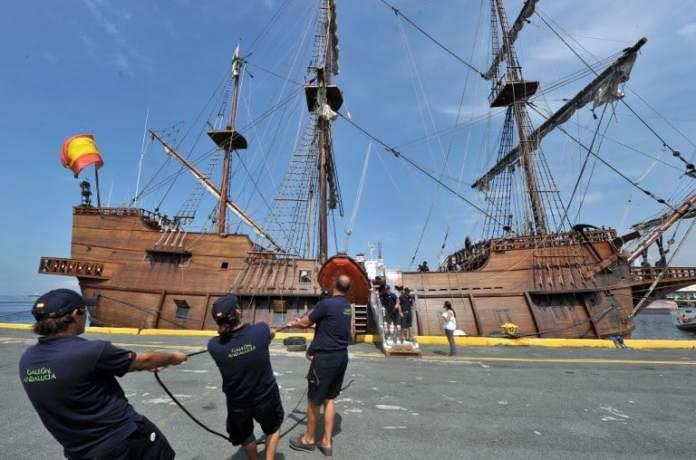 Plan para rescatar el galeón San José y sus tesoros