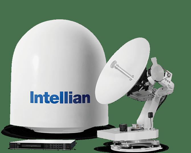 v65 Intellian, la nueva antena de Furuno