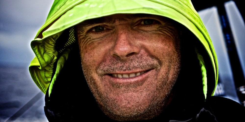 Volvo Ocean Race, Team Brunel séptimo equipo confirmado.