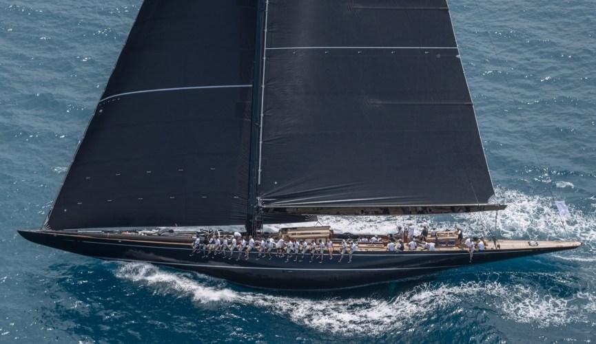 J Class : Lionheart gana la America's Cup Superyacht Regatta