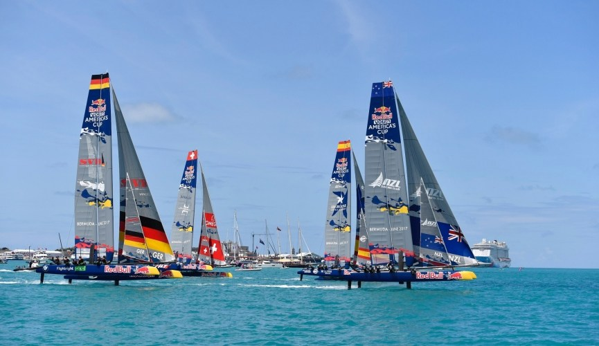 Finales de la Red Bull Youth America's Cup