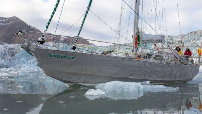 Cambio climatico. Expedición  busca superar el paralelo 82 en velero