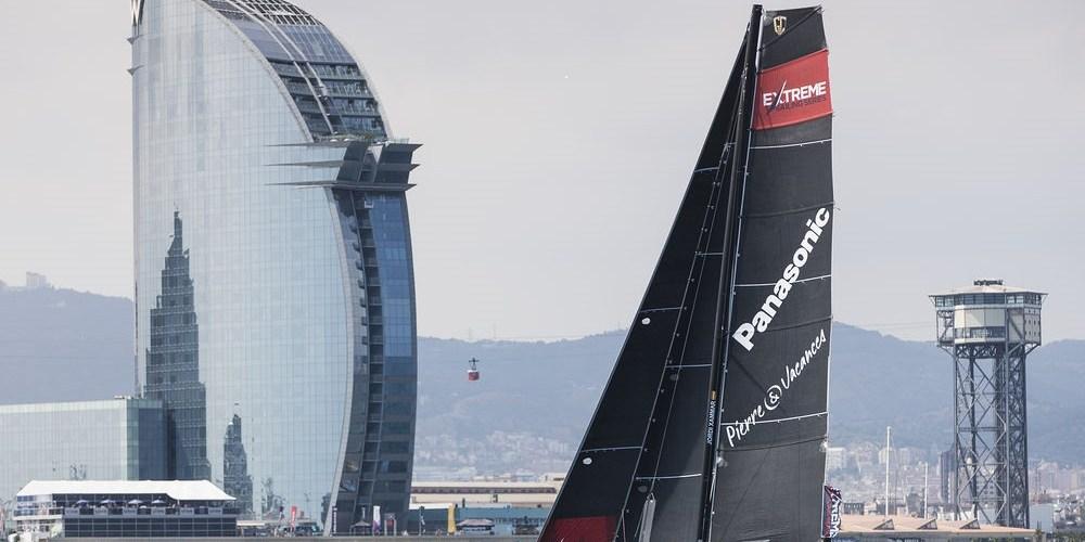 Extreme Sailing Series™ en Barcelona