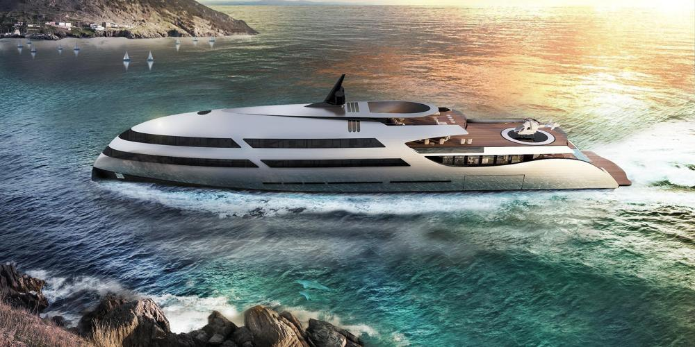 ERA - SUPERYACHT CONCEPT