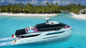 SOLAR DREAM - CONCEPT SUPERYACHTS