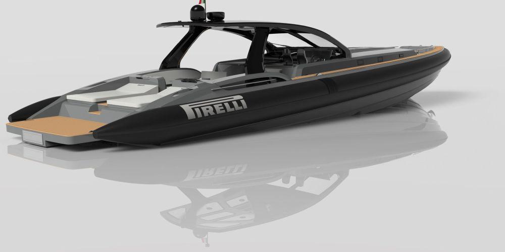Pirelli / Technorib 1900. El nuevo buque insignia