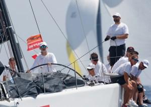 Felipe VI lidera la Copa del Rey MAPFRE