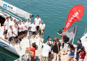 La 36 Copa del Rey MAPFRE pasa a modo regata