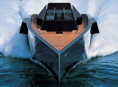 Wally Yacht 118