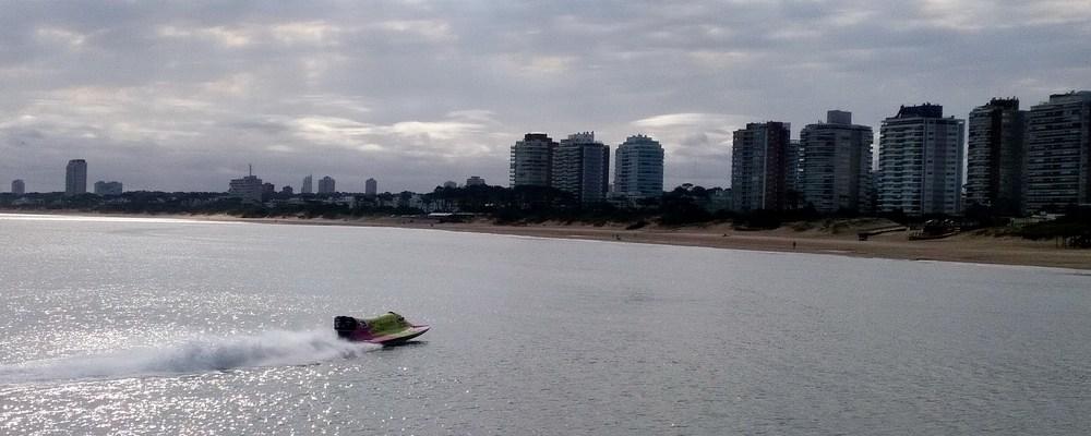 F1 Powerboat a Punta del Este