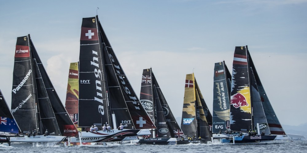 Extreme Sailing Series, abre inscripciones 2018
