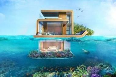 El corazón de Europa, Casas bajo el agua