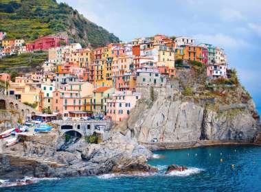 Las ciudades costeras más bellas