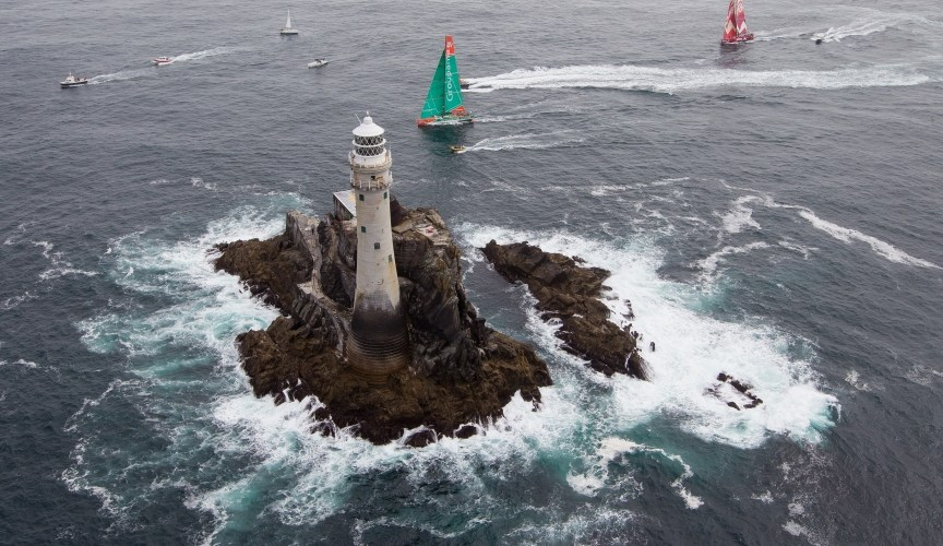 Etapa Cero de la Volvo Ocean Race
