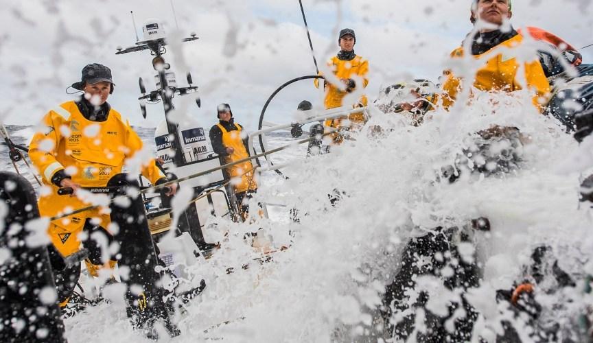 Francesa Clapcich - la primera mujer italiana en la Volvo Ocean Race