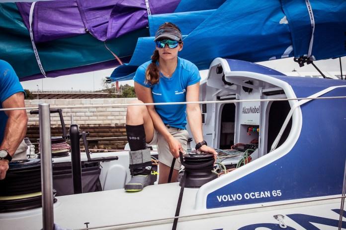 Volvo Ocean Race Torben Grael