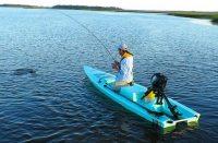Solo Skiff, kayak, bote y SUP
