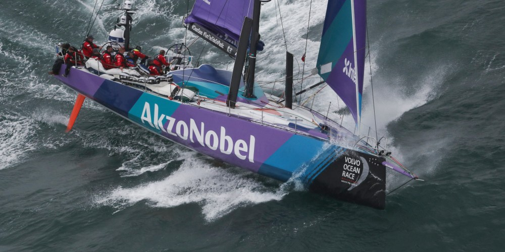 Conoce al team AkzoNobel