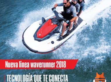 YAMAHA PRESENTA LOS NUEVOS WAVERUNNERS 2018