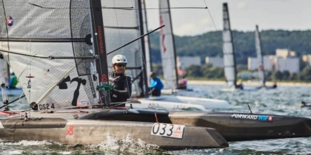Catamaran World Championship, Polonia