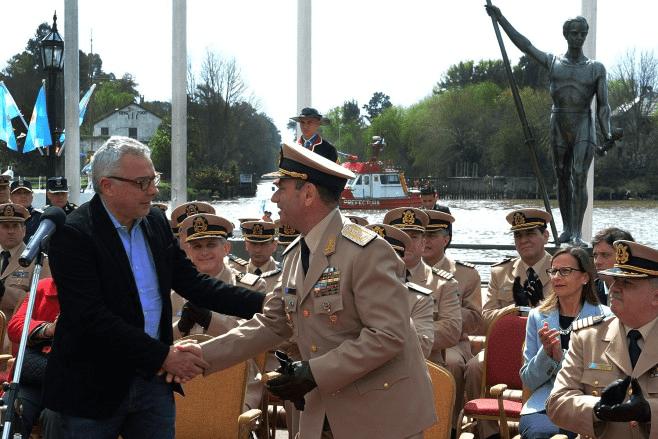 Prefectura Naval Zona Delta celebró 100 años