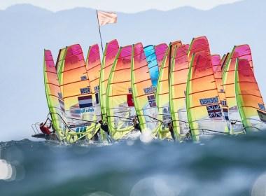 RS:X Windsurfing World Championships