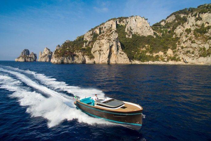 Apréamare Gozzo, el tradicional barco de pesca italiano