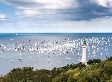 Barcolana, 2101 veleros para la regata más grande del mundo