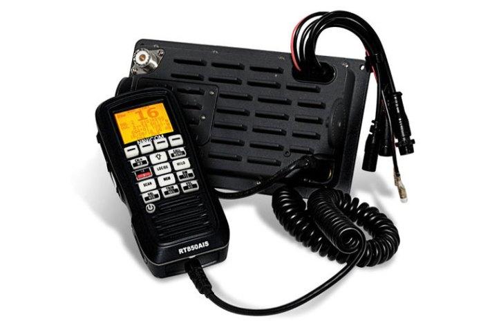 Navicom RT 850, una segunda estación para VHF
