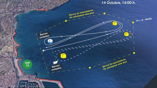 Volvo Ocean Race afronta su primera In-Port Race