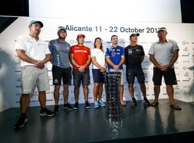 """Volvo Ocean Race 2017-18: """"Todos queremos ganar"""""""