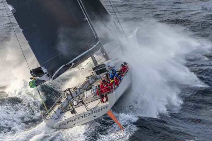 Rolex Middle Sea Race.