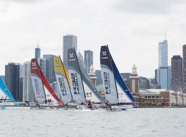 World Match Racing Tour Chicago